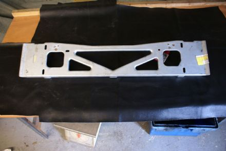 1993-1996 Corvette C4,Front Cross Bar Panel,New